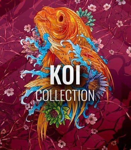 "Kolekce  Ground Game ""Koi"""