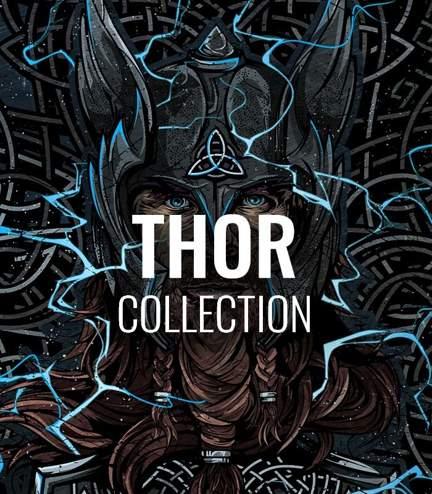 """Kolekce Ground Game  """"Thor"""""""
