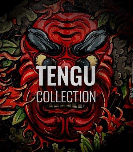 """Kolekce """"Tengu"""""""