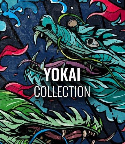 """Kolekce """"Yokai"""""""