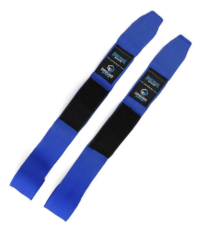 """Boxerské bandáže Ground Game """"Classic"""" modré"""