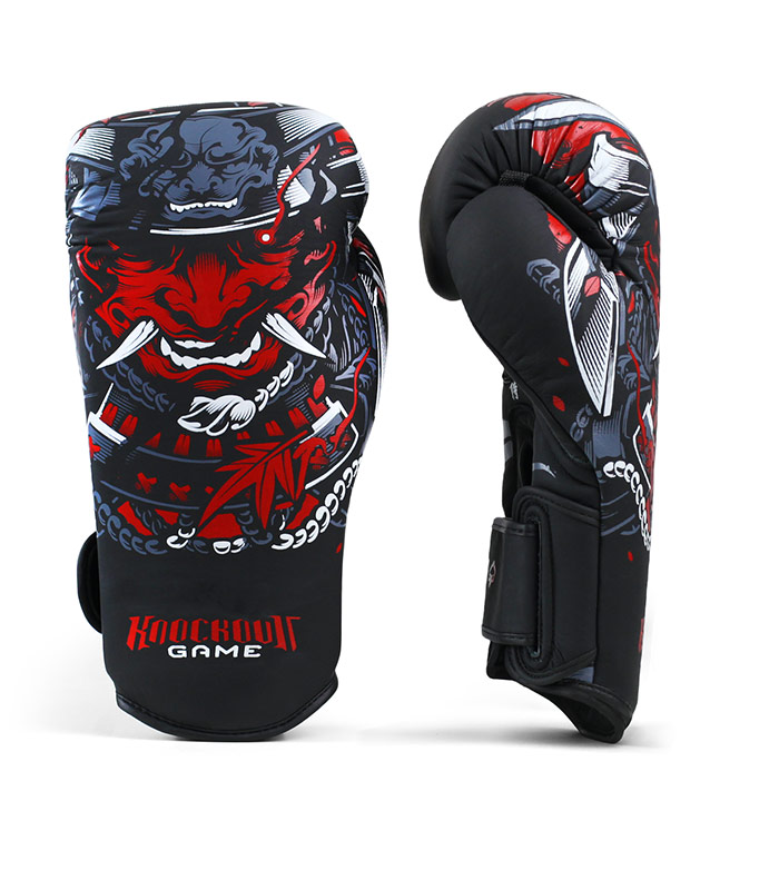 "Boxerské rukavice Ground Game ""Samurai"""