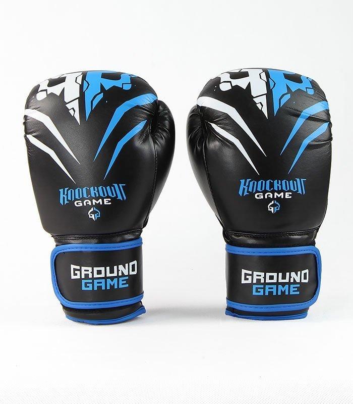 """Boxerské rukavice """"Logo"""" 12 oz"""