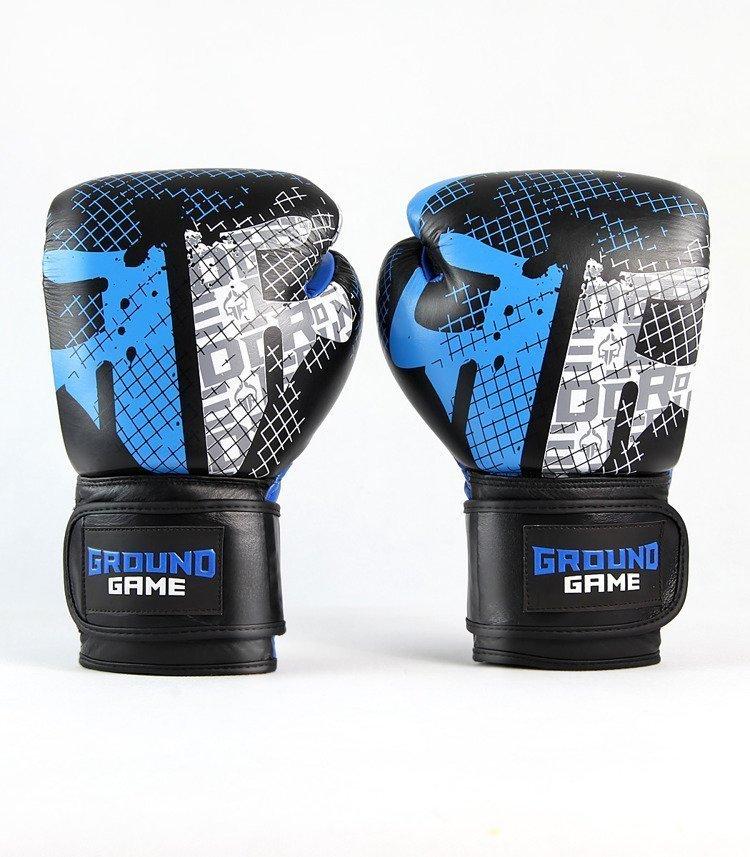 """Boxerské rukavice PRO """"Cage"""" 16 oz"""