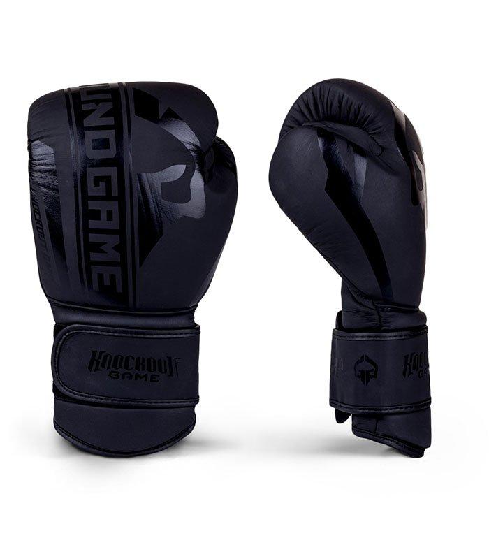 """Boxerské rukavice """"Stripe Black"""""""