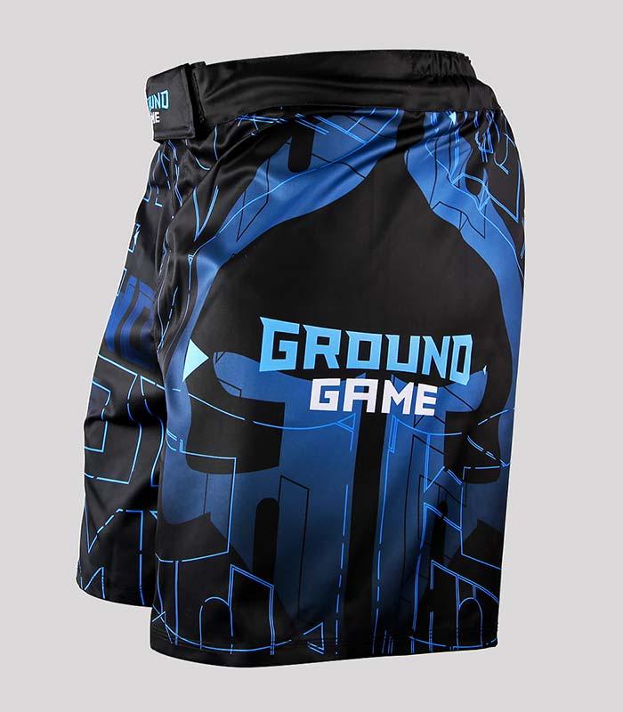 """Kraťasy MMA Ground Game """"Shapes"""""""