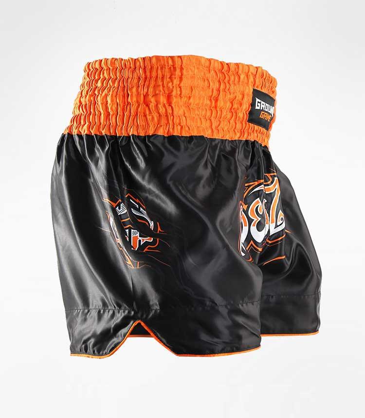 "Kraťasy Muay Thai Ground Game ""Tiger"""
