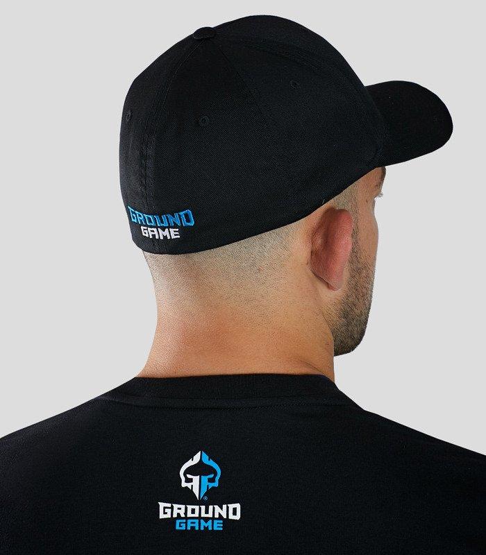 "Kšiltovka  Ground Game  ""Logo"""