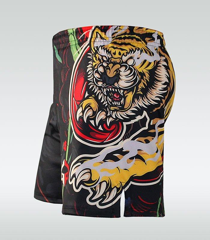 """Tréninkové šortky """"Red Tiger Kids"""""""