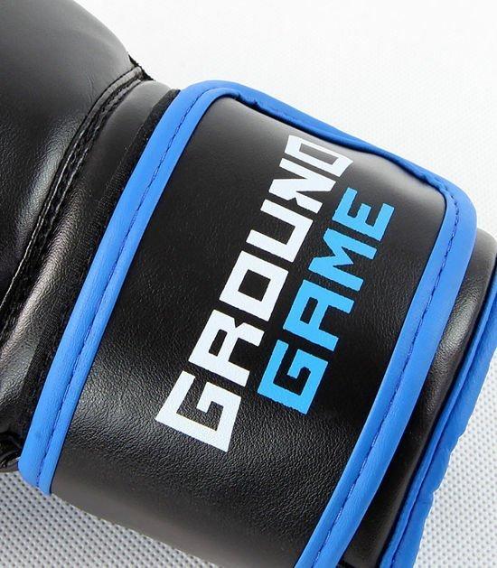 "Boxerské rukavice Ground Game ""Logo"" 12 oz"
