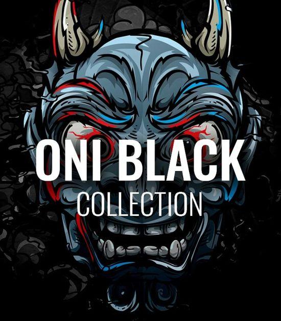 "Kolekce ""Oni Black"""
