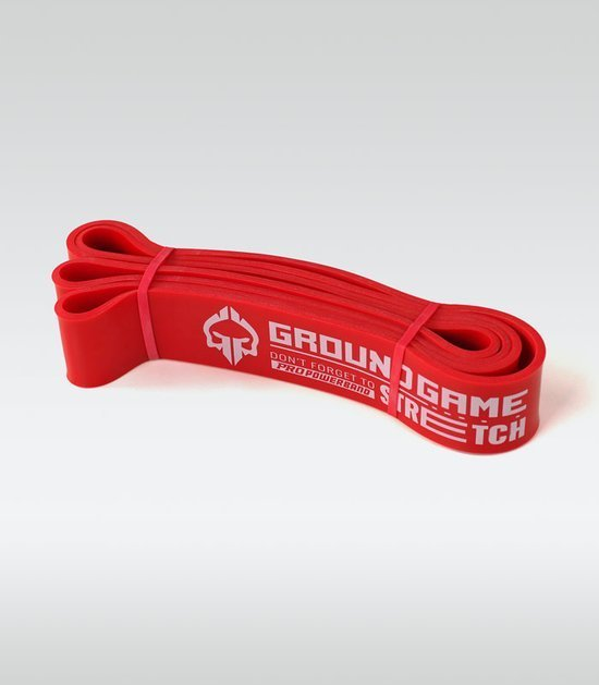 Power Band (Červená, 44 mm, 23-57 kg)