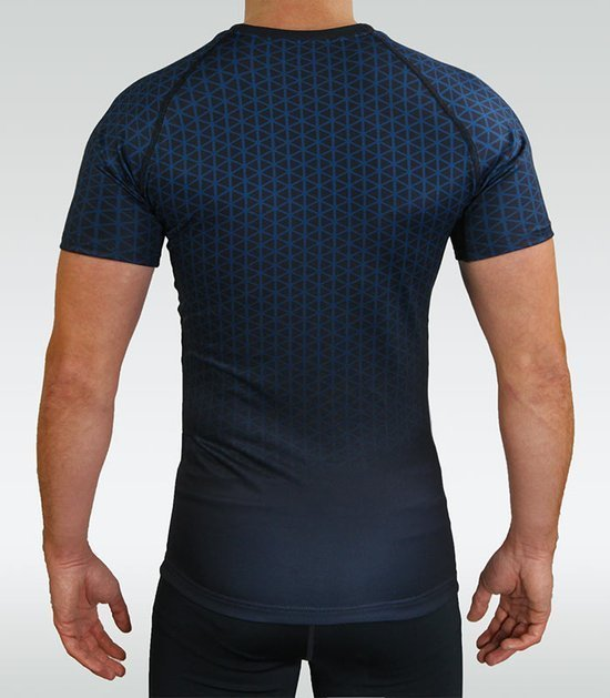 "Rashguard Ground Game ""New Fade"""