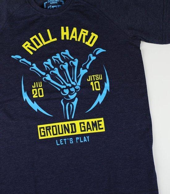 """Tričko Ground Game """"Roll Hard Kids"""""""