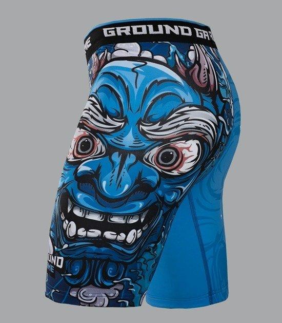 "Vale Tudo Shorts ""Oni"""