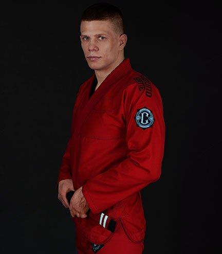 "BJJ GI ""Champion 2.0"" (Red)"