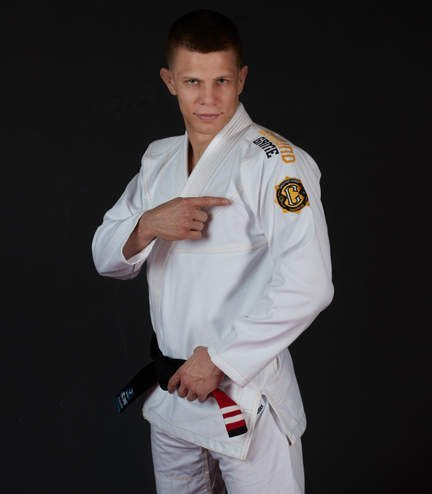 "BJJ GI ""Champion 2.0"" (White)"