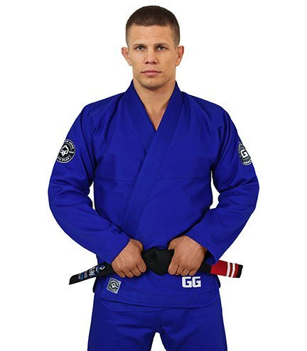 "BJJ GI ""Gamer"" Blue"