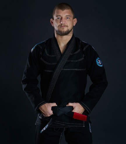 "BJJ GI ""Rookie"" (Black)"