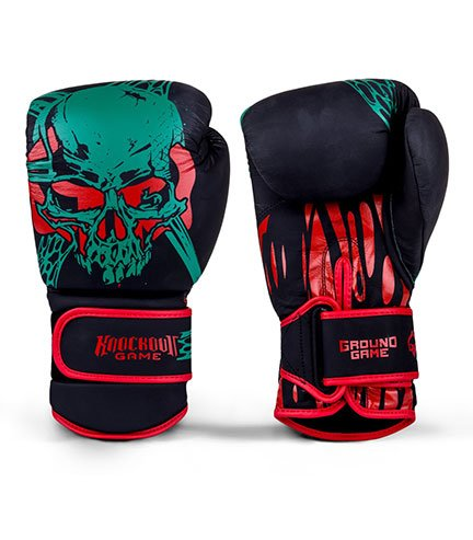 """Boxing Gloves """"Toxic"""""""