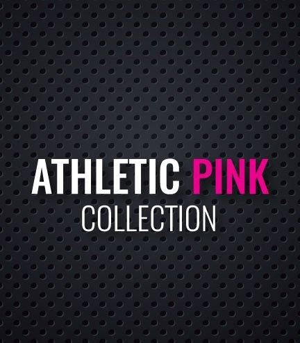 """Collection """"Athletic"""" Pink"""
