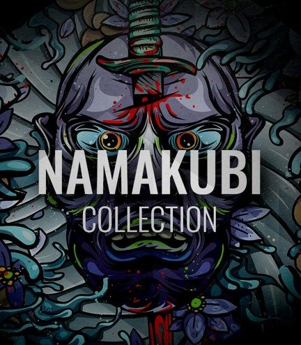 "Collection ""Namakubi"""