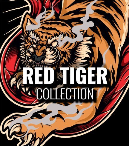 "Collection ""Red Tiger"""