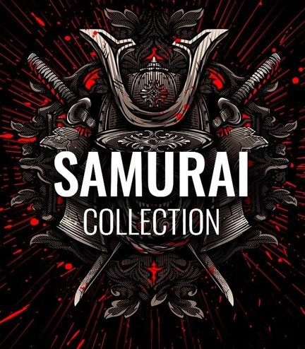 "Collection ""Samurai Mask"""