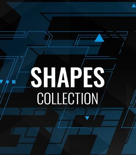 "Collection ""Shapes"""