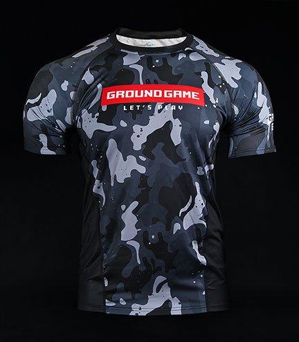 """Training t-shirt """"Moro Grey"""""""