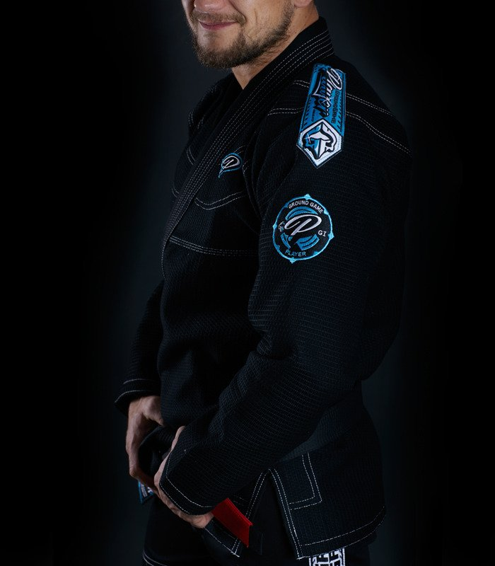 "BJJ GI ""Player"" (Black)"