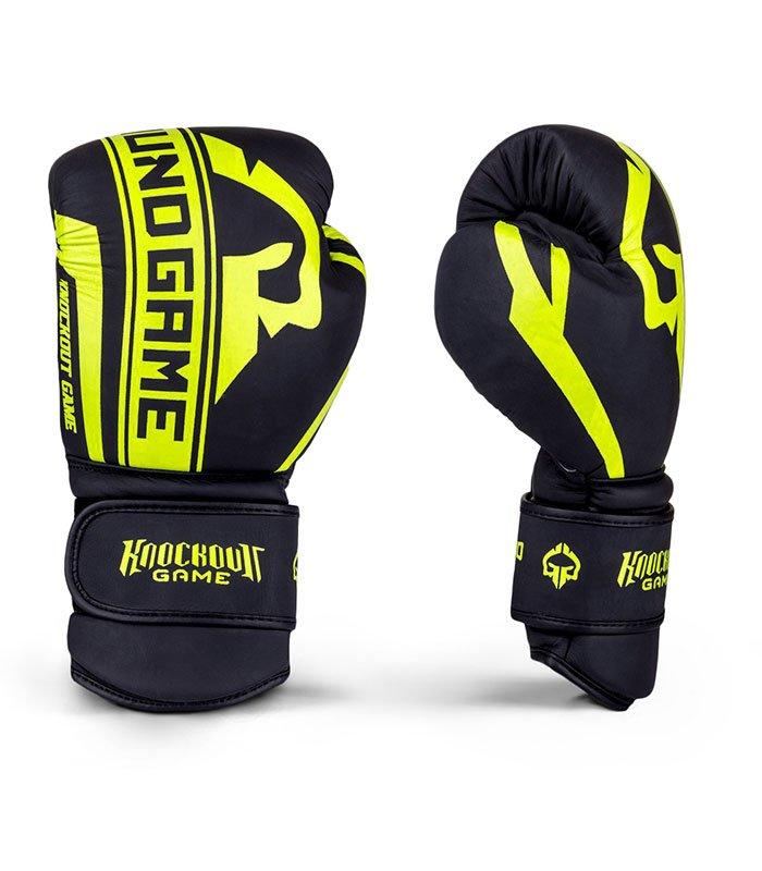 "Boxing Gloves ""Stripe Neon"""