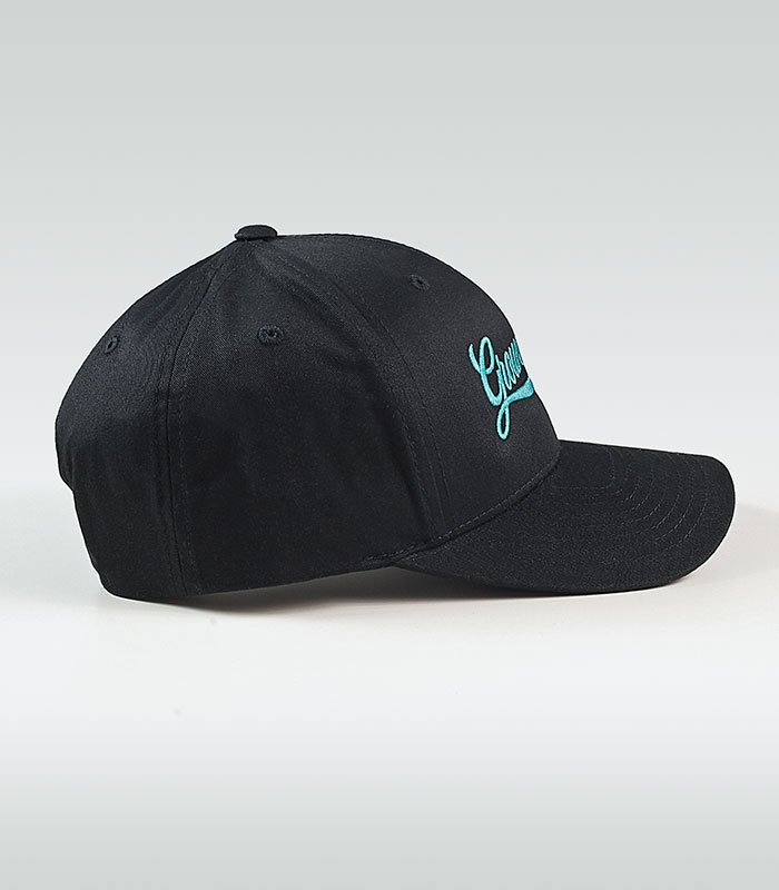 "Cap ""College"" Black"