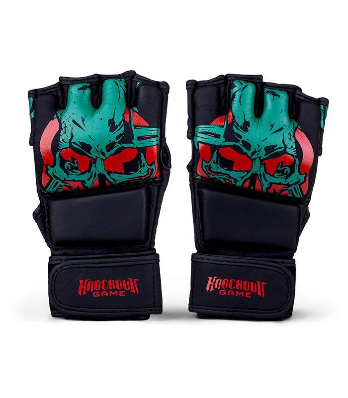 """MMA Gloves """"Toxic"""""""