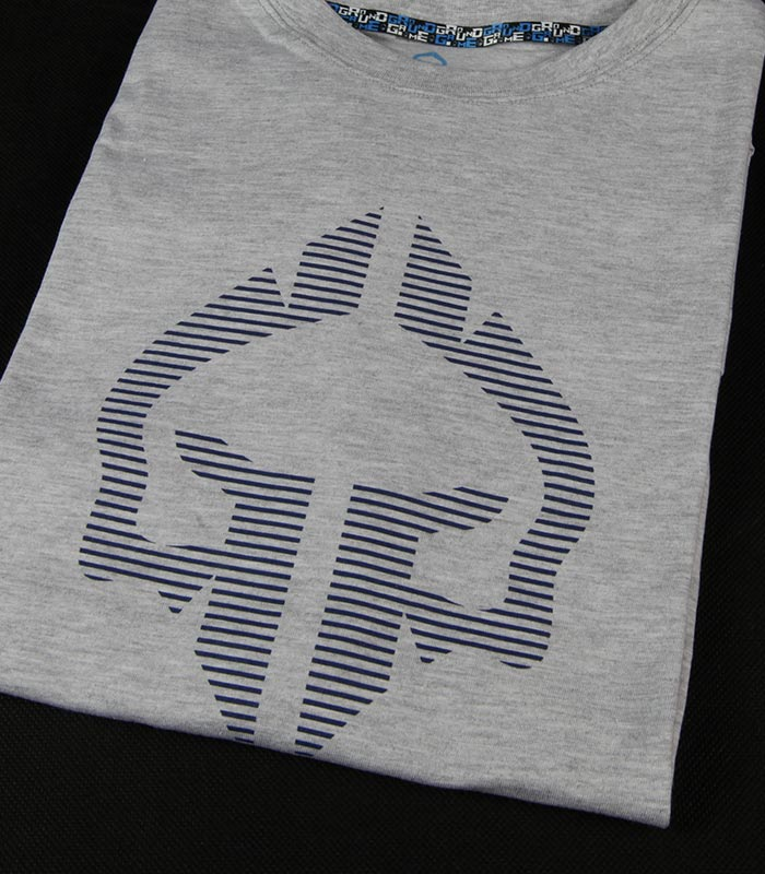 "T-shirt ""Big Logo"" Gray"