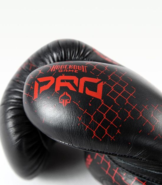 """Boxing Gloves PRO """"Red Skull"""" 12 oz"""