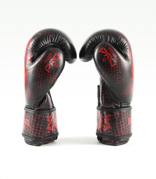 """Boxing Gloves PRO """"Red Skull"""" 16 oz"""