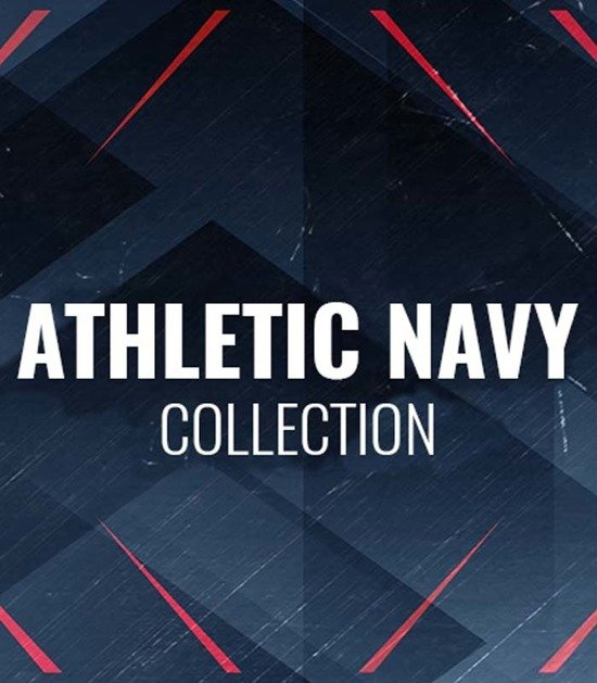 """Collection """"Athletic Navy"""""""