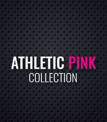 "Collection ""Athletic"" Pink"
