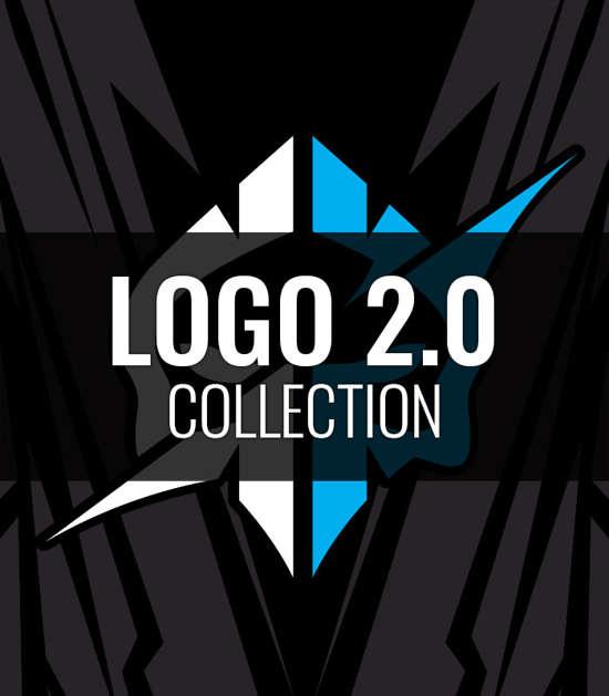 """Collection """"Logo 2.0"""""""