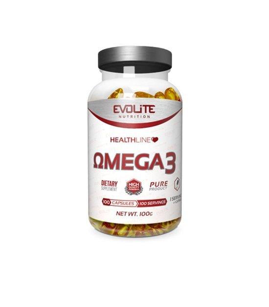 Evolite Omega 3 100 caps