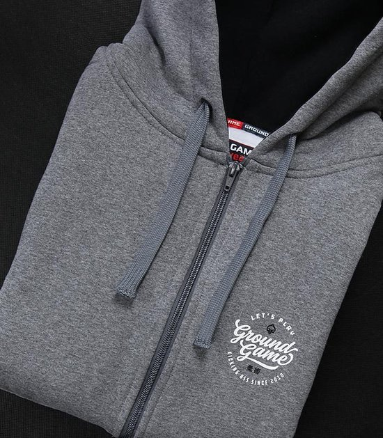 "Hoodie with zipper ""Gamester"""
