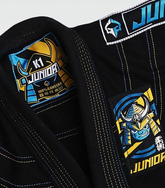 """""""Junior 3.0"""" BJJ Kids GI (Black)"""