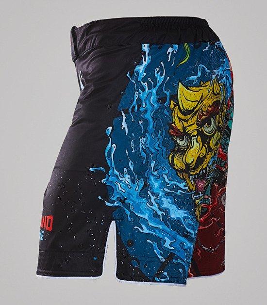 "MMA Shorts ""Bushido II"""