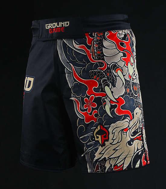 "MMA Shorts ""Yokai 2.0"""