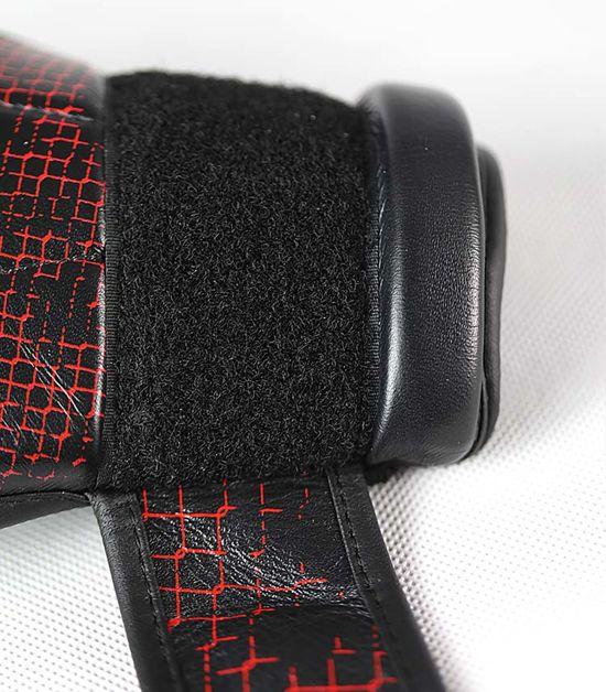 """MMA Sparing Gloves """"Red Skull"""""""