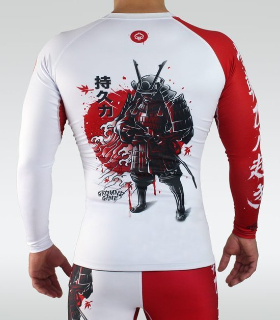 "Rashguard  ""Kettei"" long sleeve"