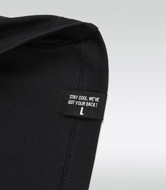 "T-shirt ""Minimal 2.0"" Black"