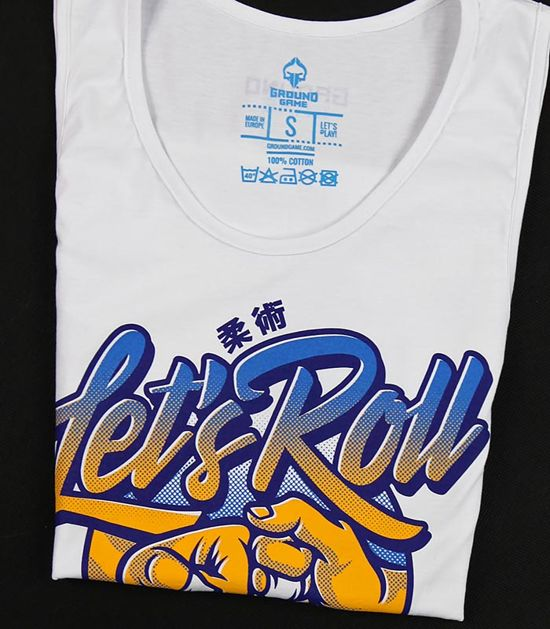 "Tank Top ""Let`s Roll"""
