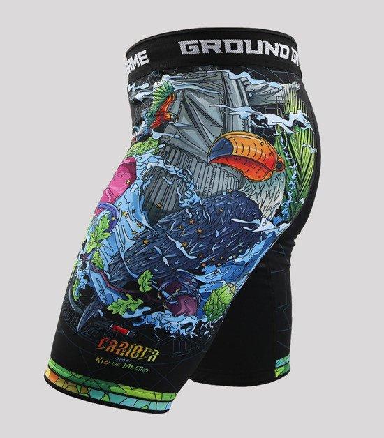 "Vale Tudo Shorts ""Carioca"""